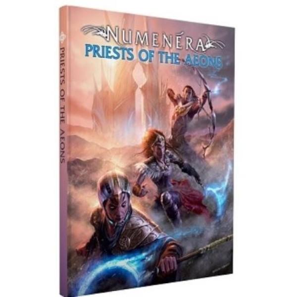 Numenera RPG - Priests of the Aeons