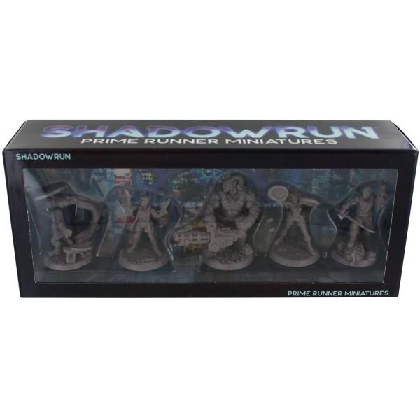 Shadowrun - 6th Edition - Prime Runner Miniatures