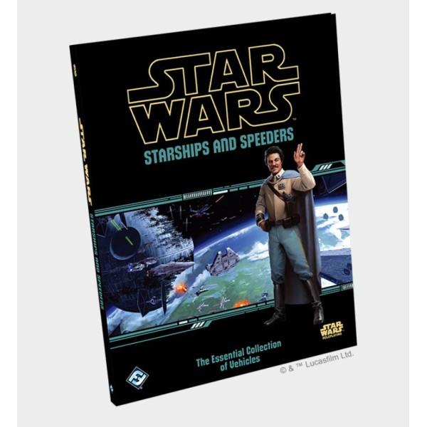 Star Wars - RPG - Starships and Speeders