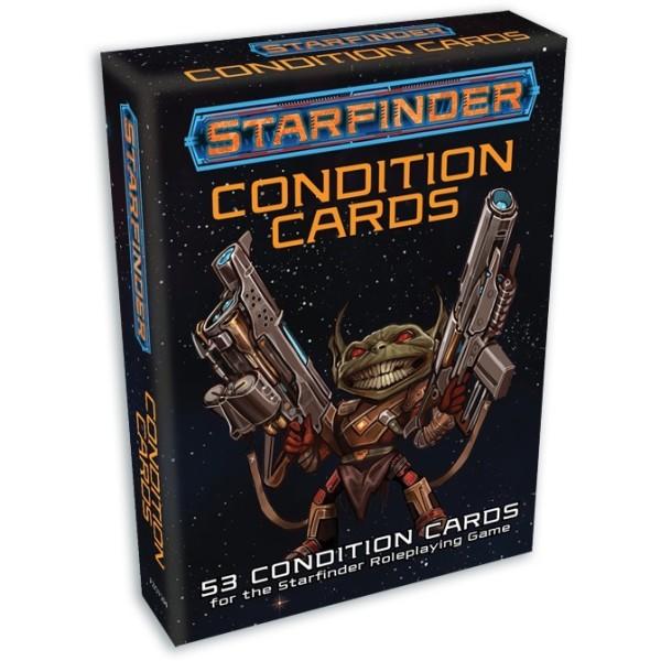 Starfinder RPG - Condition Cards