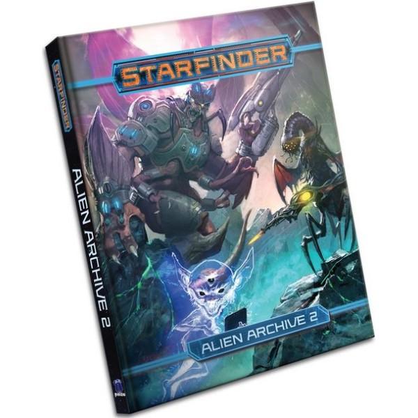 Starfinder RPG - Alien Archive 2