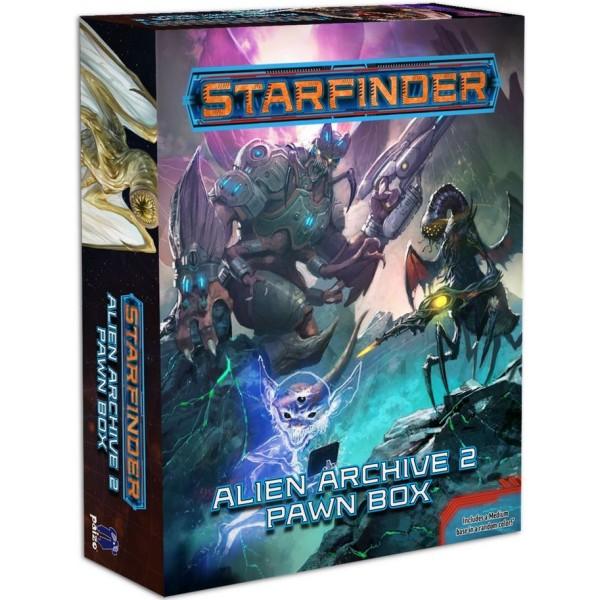 Starfinder RPG - Alien Archive - Pawn Box 2