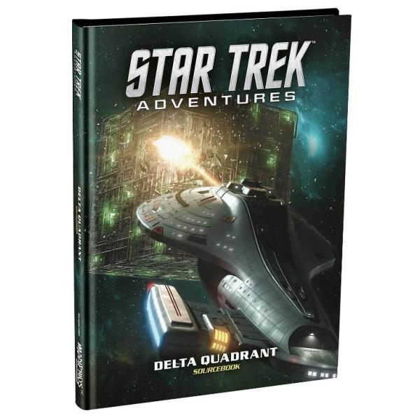 Star Trek Adventures - RPG - Delta Quadrant Sourcebook