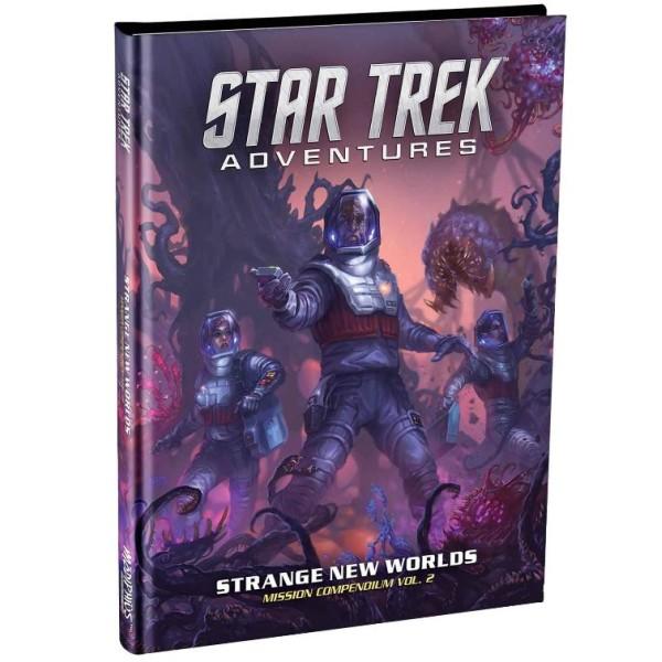 Star Trek Adventures - RPG - Strange New Worlds - Mission Compendium Vol 2