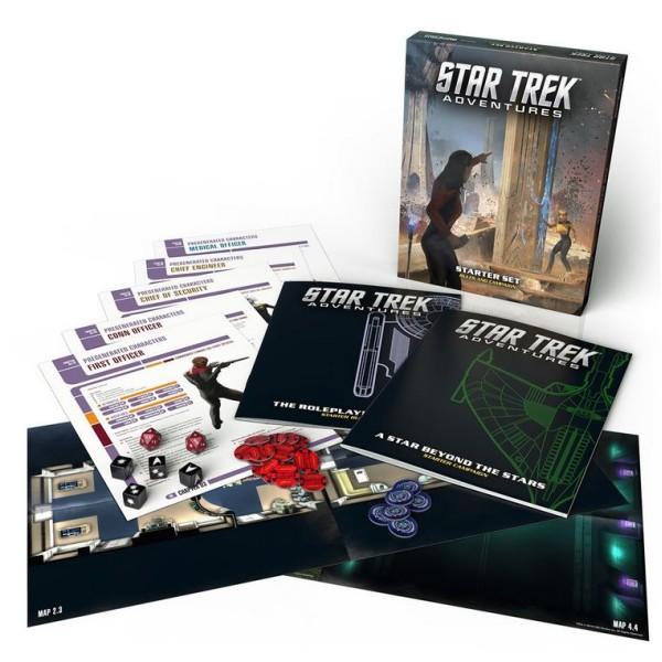 Star Trek Adventures - RPG - Starter Set