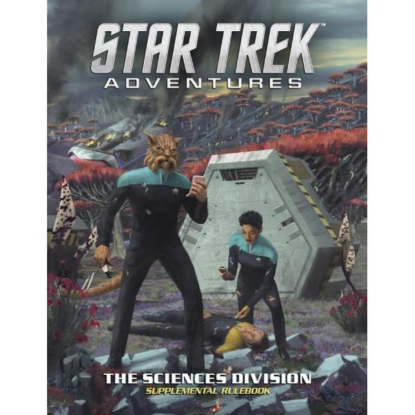 Star Trek Adventures - RPG - The Sciences Division