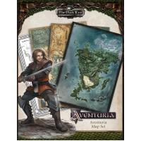 The Dark Eye - Fantasy RPG - Aventuria Map Set
