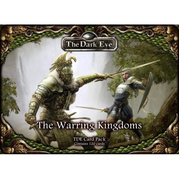 The Dark Eye - Fantasy RPG - Warring Kingdoms Card Pack