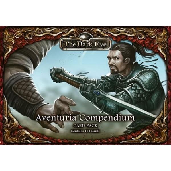 The Dark Eye - Fantasy RPG - Aventuria Compendium Card Pack