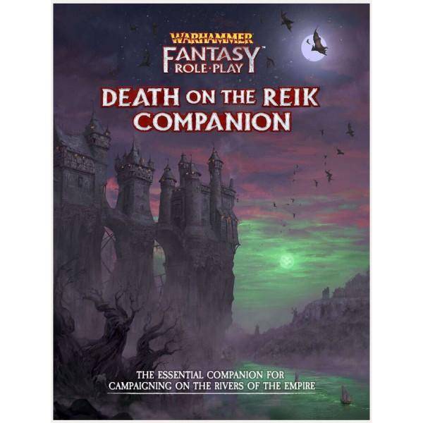 Warhammer Fantasy Roleplay - 4th Edition - Death on the Reik - Companion