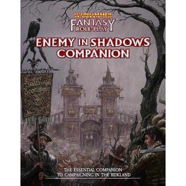 Warhammer Fantasy Roleplay - 4th Edition - Enemy in Shadows - Companion