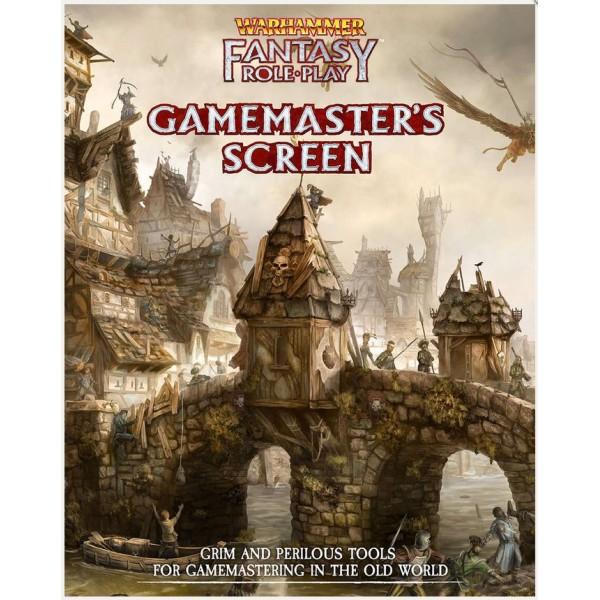 Warhammer Fantasy Roleplay - 4th Edition - Gamemasters Screen