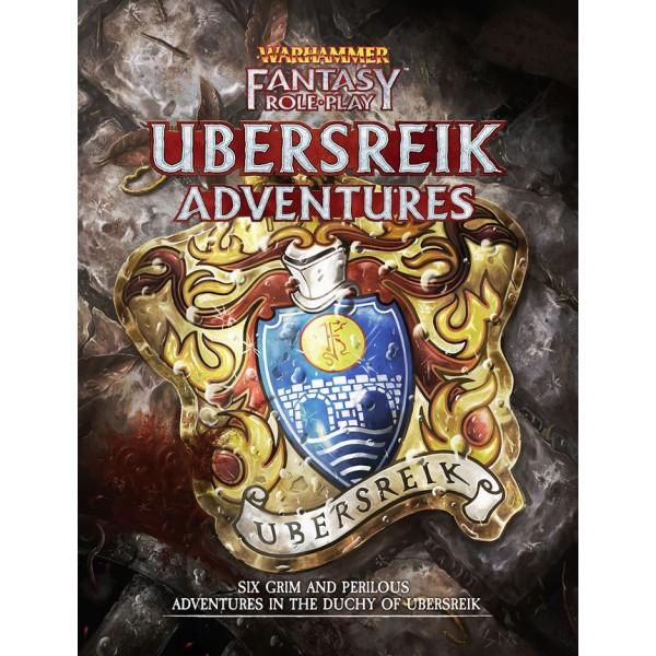 Warhammer Fantasy Roleplay - 4th Edition - Ubersreik Adventures