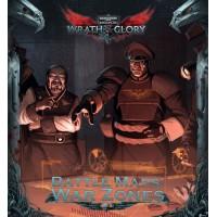 Wrath & Glory - Warhammer 40K RPG - Battle Maps - War Zones