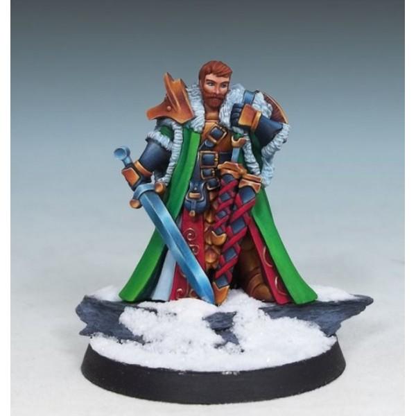 Reaper - Christmas Miniatures - Christmas Knight