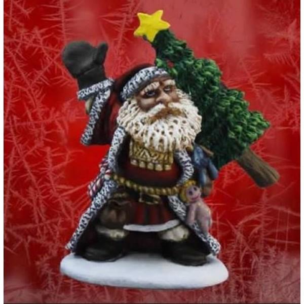 Reaper - Christmas Miniatures - Santa Dwarf (2012)