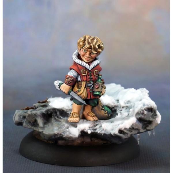 Reaper - Christmas Miniatures - Nick, Christmas Rogue