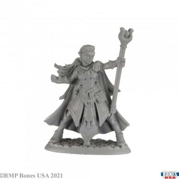 Reaper - Bones USA - Alaedril Starbloom, Elf Wizard