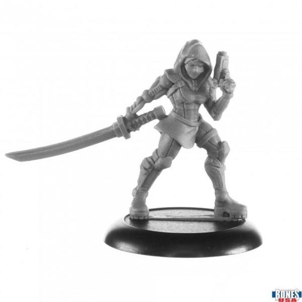 Reaper - Bones USA - Asanis, Mercury Flyer