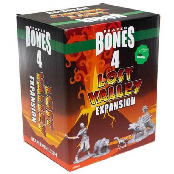Reaper - Bones 4 - Lost Valley Expansion Set
