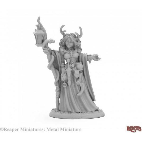 Reaper - Dark Heaven Legends - ReaperCon Iconic: Bonehenge Priestess