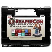 Reaper Master Series Paints - Reapercon 2020 Commemorative Color Set #1