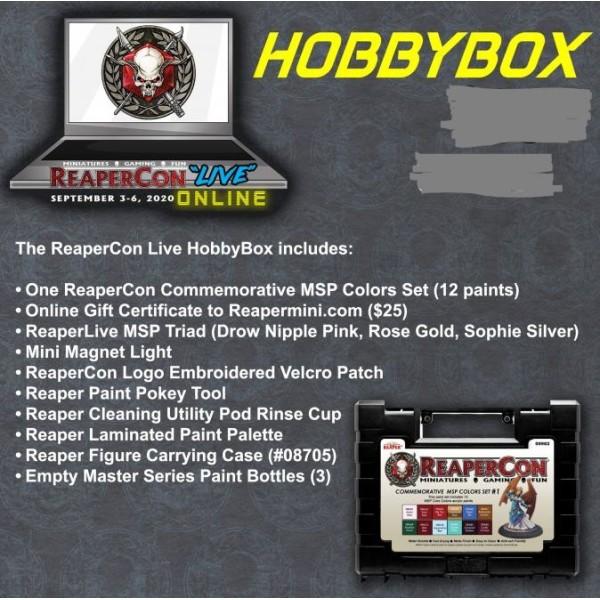 Reaper - Reapercon 2020 - HobbyBox