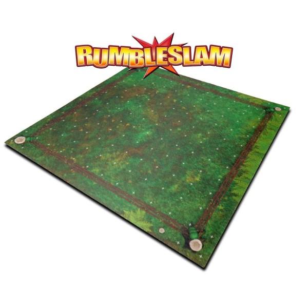 RUMBLESLAM Fantasy Wrestling - Grassy Ring
