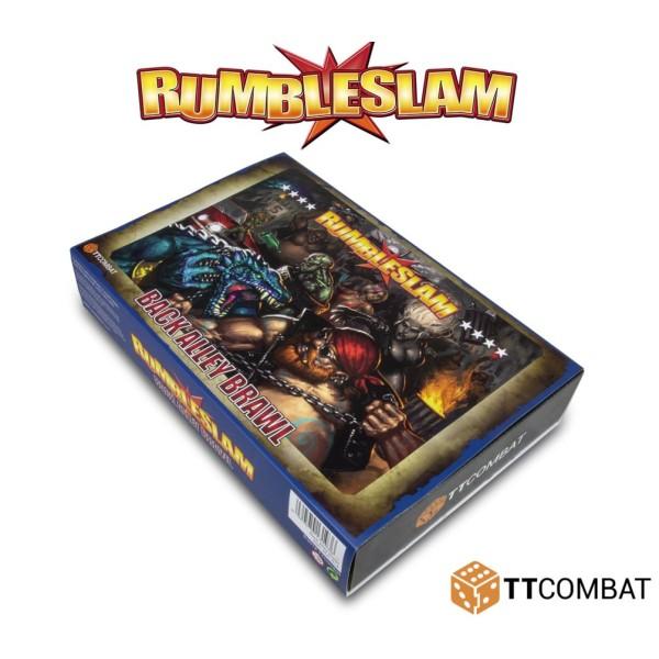RUMBLESLAM Fantasy Wrestling - Back Alley Brawl