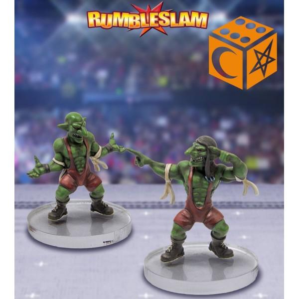 RUMBLESLAM Fantasy Wrestling - Goblin Brawler and Goblin Grappler