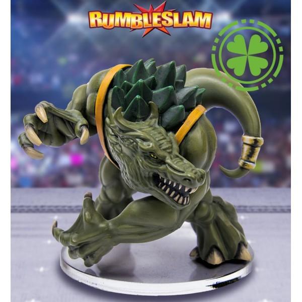RUMBLESLAM Fantasy Wrestling - Krux
