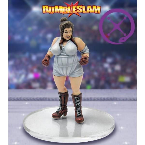RUMBLESLAM Fantasy Wrestling - Ogress