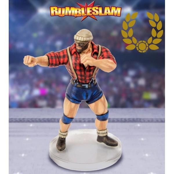 RUMBLESLAM Fantasy Wrestling - Superstars - Lumberjacked