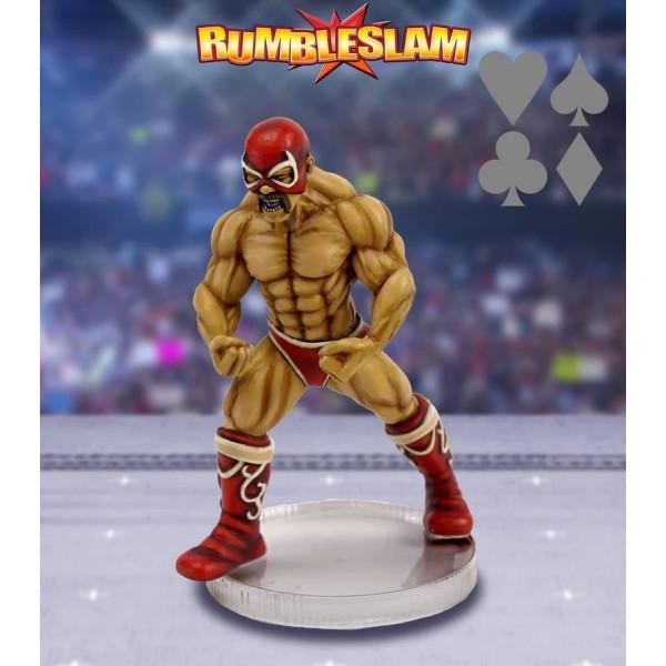 RUMBLESLAM Fantasy Wrestling - Superstars - Henchilada