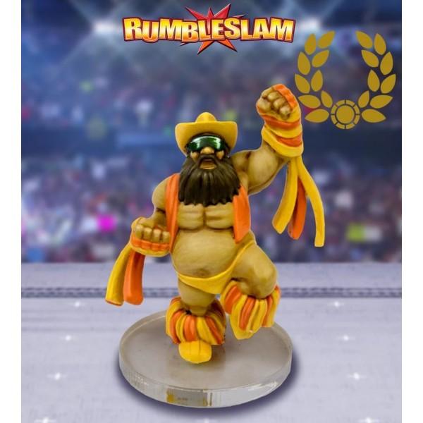 RUMBLESLAM Fantasy Wrestling - Superstars - Ronnie Salvage