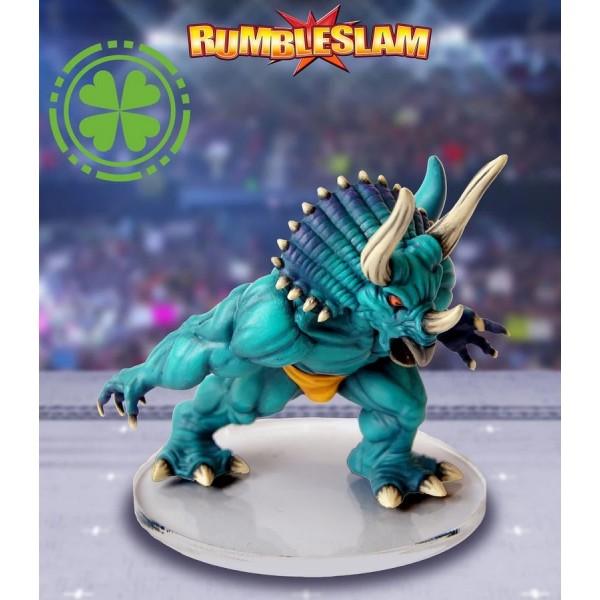 RUMBLESLAM Fantasy Wrestling - Superstars - Trihorn