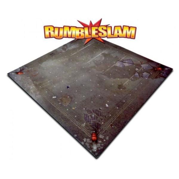 RUMBLESLAM Fantasy Wrestling - Urban Ring
