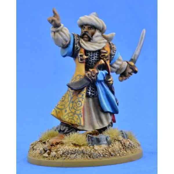 Saga - Islamic Priest 1