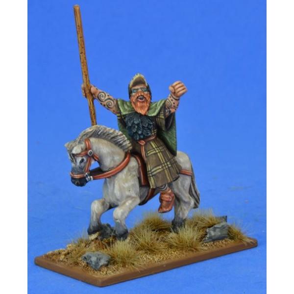 Saga - Mounted Pagan Priest