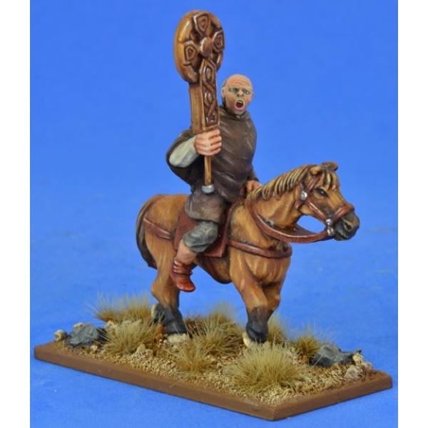 Saga - Mounted Celtic Christian Priest