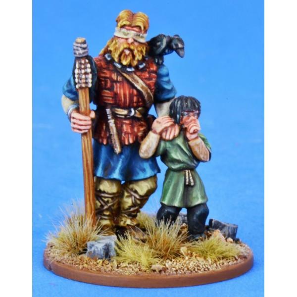 Saga - Pagan Priest 4 - The Blind Seer & His Boy