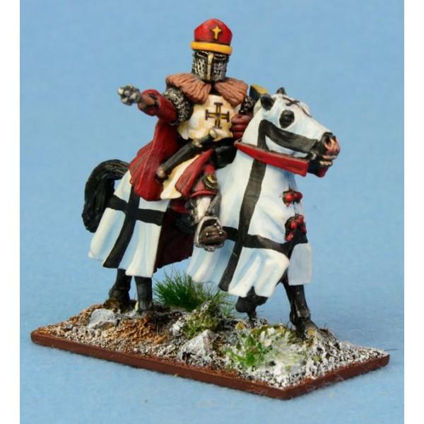 Saga - Ordensstaat (Teutonic) Bishop on Horse