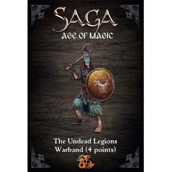 SAGA - 2nd Edition - Age of Magic - Undead Legion - Warband