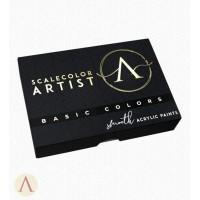 Scale75 - Scalecolour Artists Set - Basic Starter Set