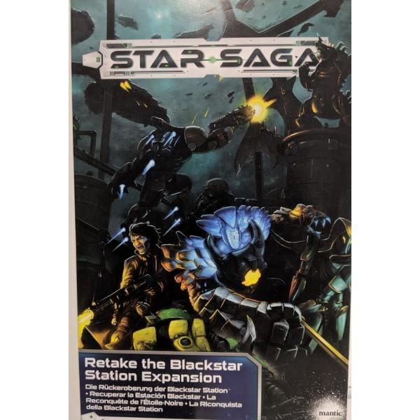 Star Saga - Retake the Blackstar Station Expansion