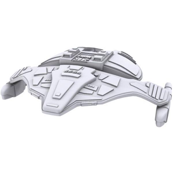 Star Trek - Attack Wing - Unpainted Miniatures - Jem'Hadar Attack Ship