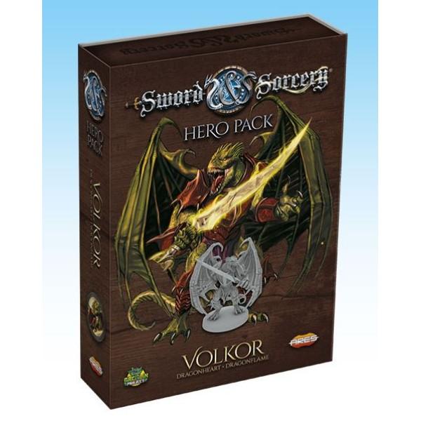 Sword & Sorcery - Volkor - Hero Pack