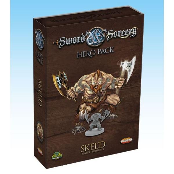 Sword & Sorcery - Skeld - Hero Pack