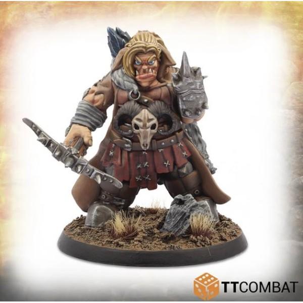 TTCombat - Fantasy Heroes - Ogre Huntress