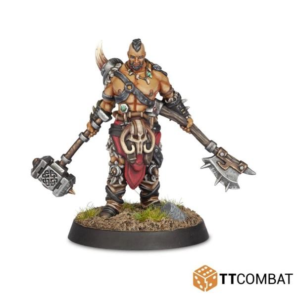 TTCombat - Fantasy Heroes - Barbarian